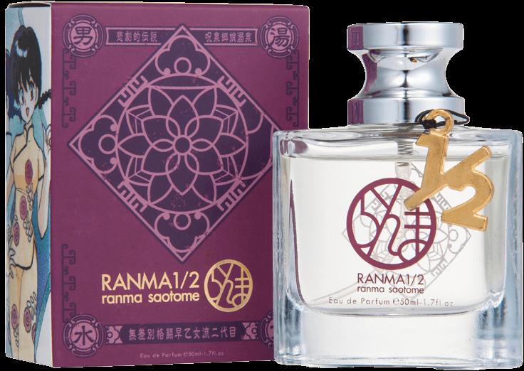 Ranma 1/2 perfume