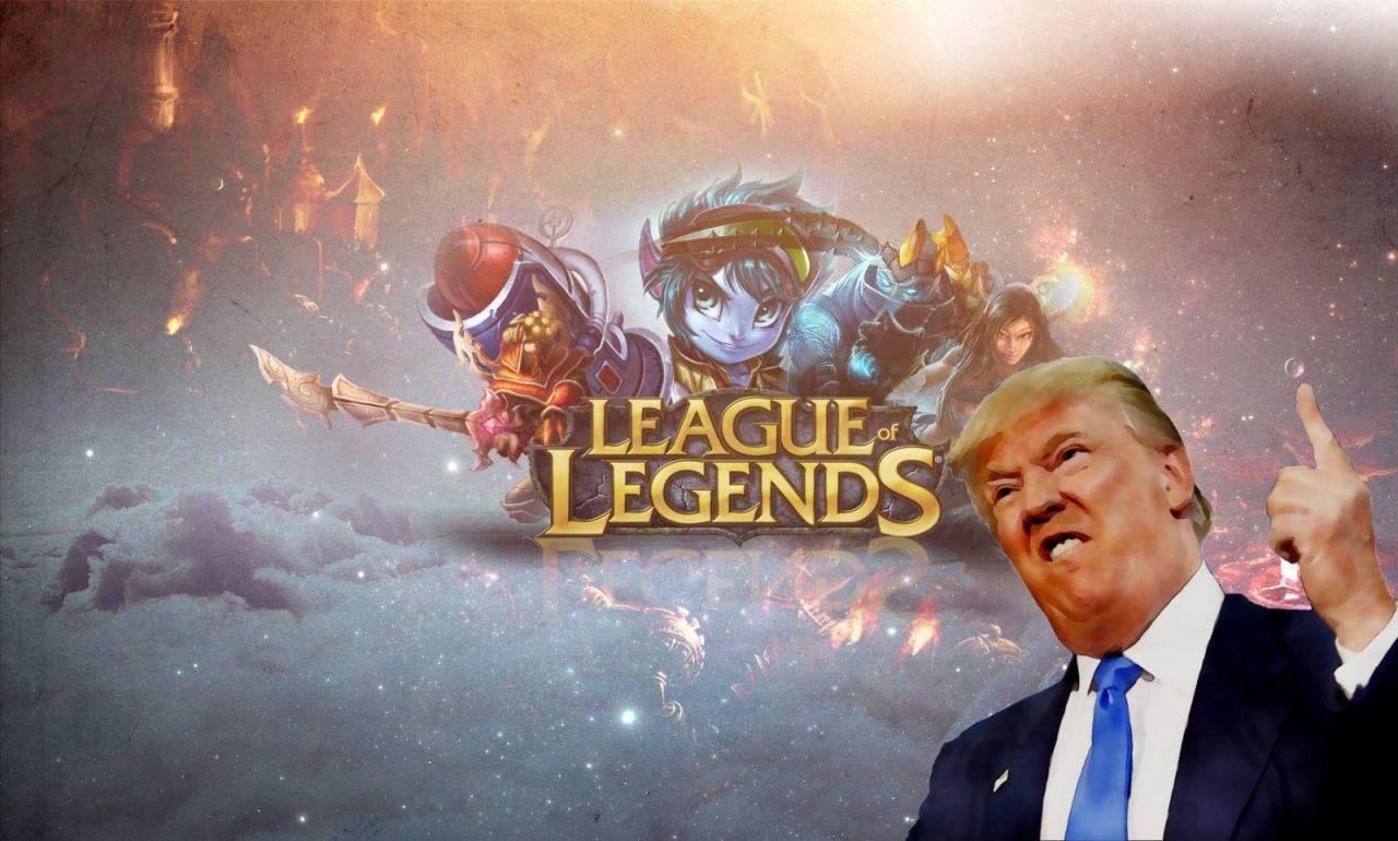 Donald Trump League of Legends