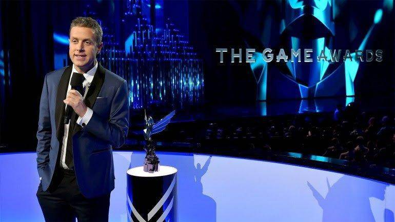 Geoff Keighley Game Awards