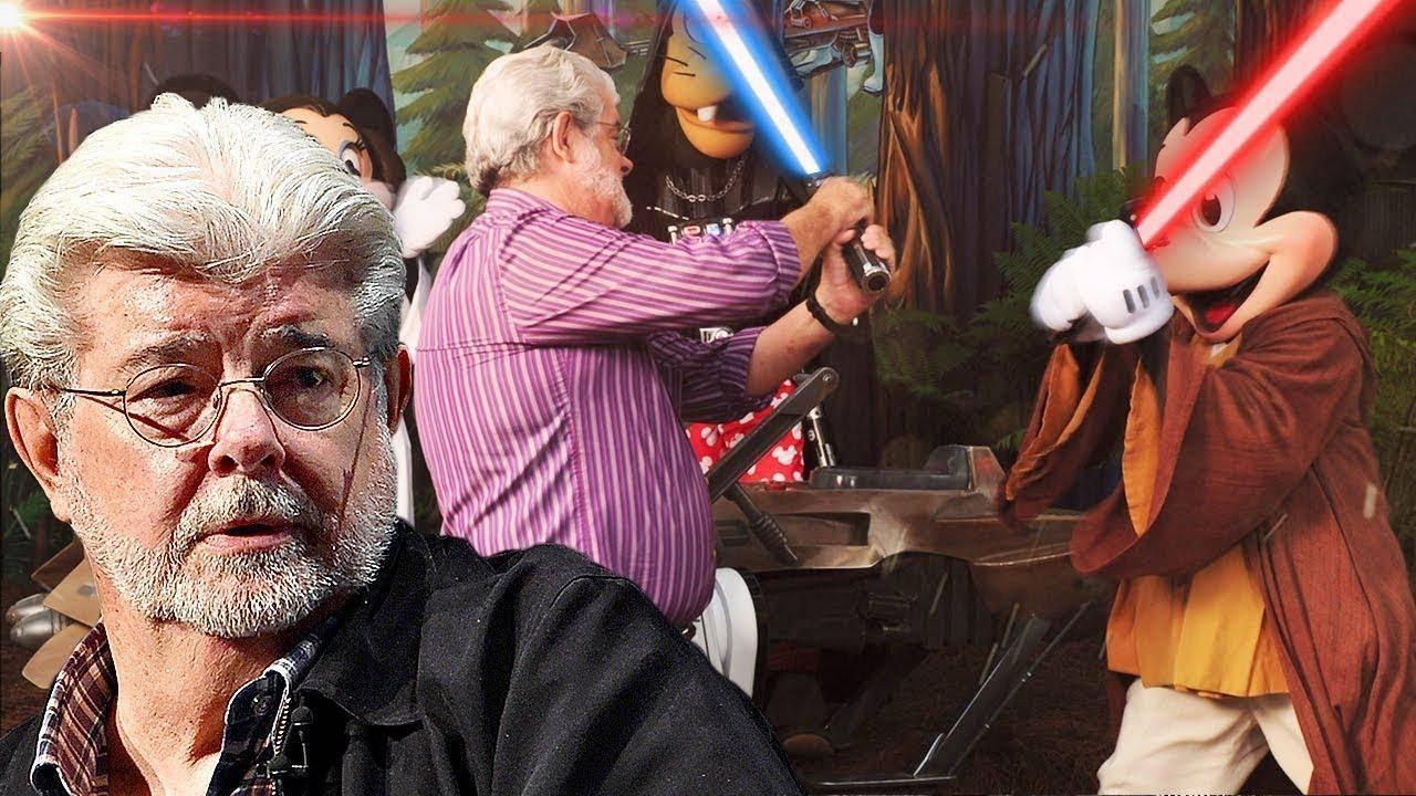 George Lucas podría regresar a Star Wars… bajo una condición