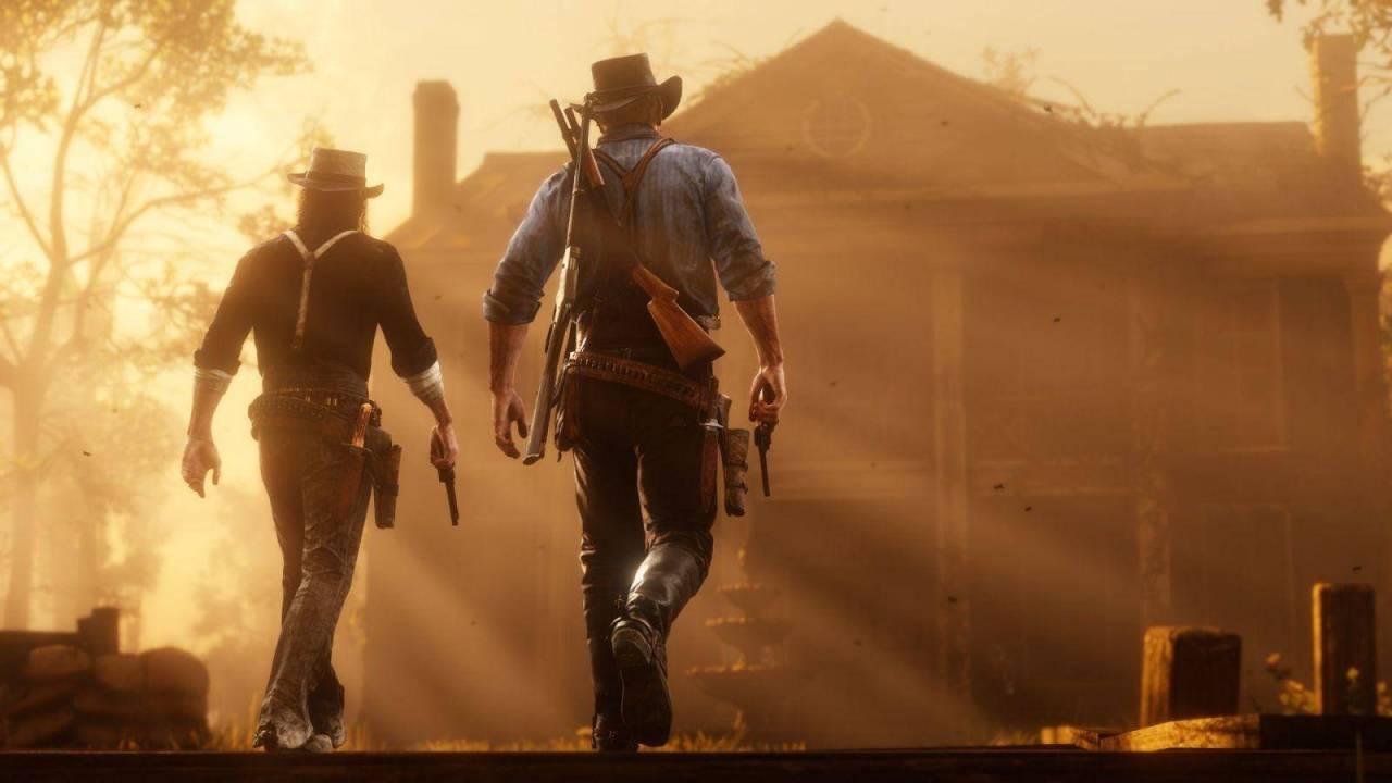 Red Dead Redemption trae nueva ropa y recompensas