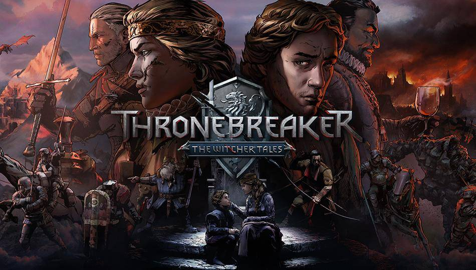 Thronebreaker disponible ya para el Nintendo Switch