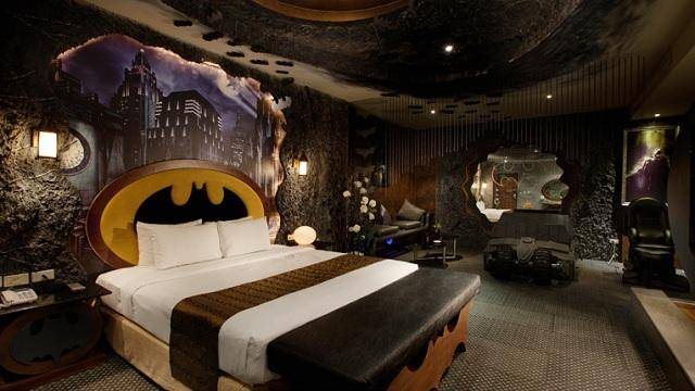 motel batman