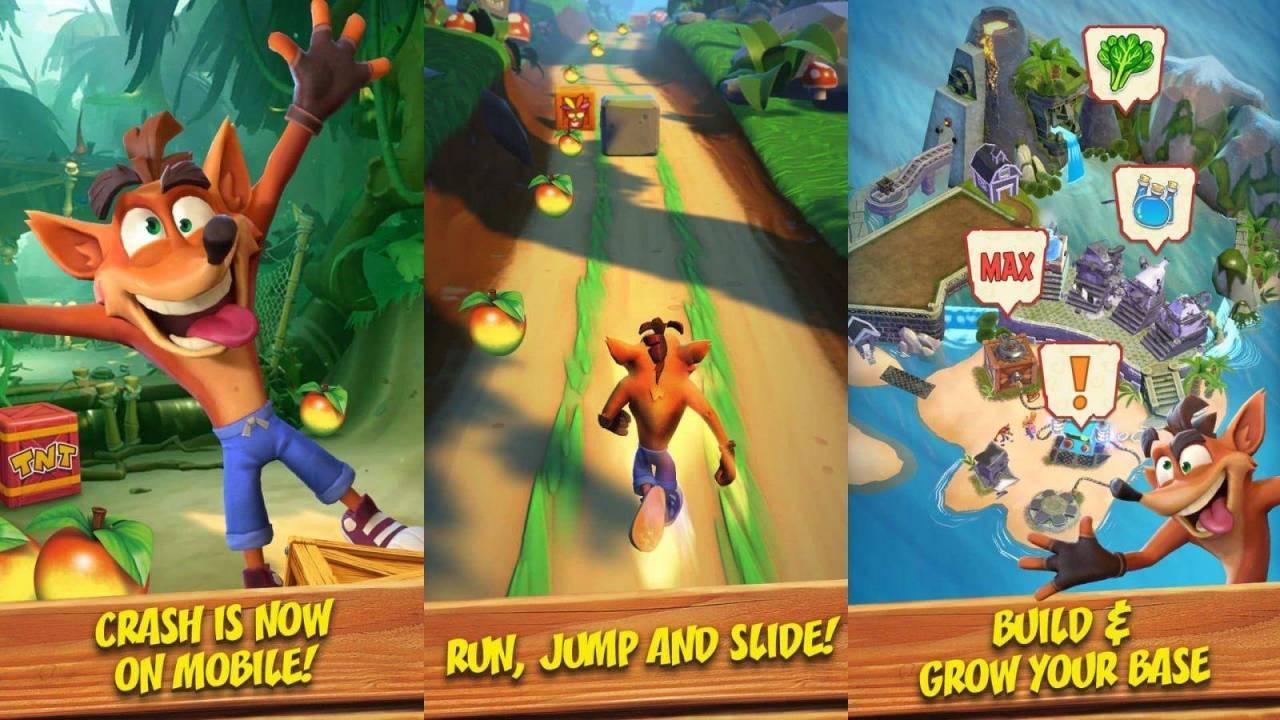 nuevo juego de Crash Bandicoot