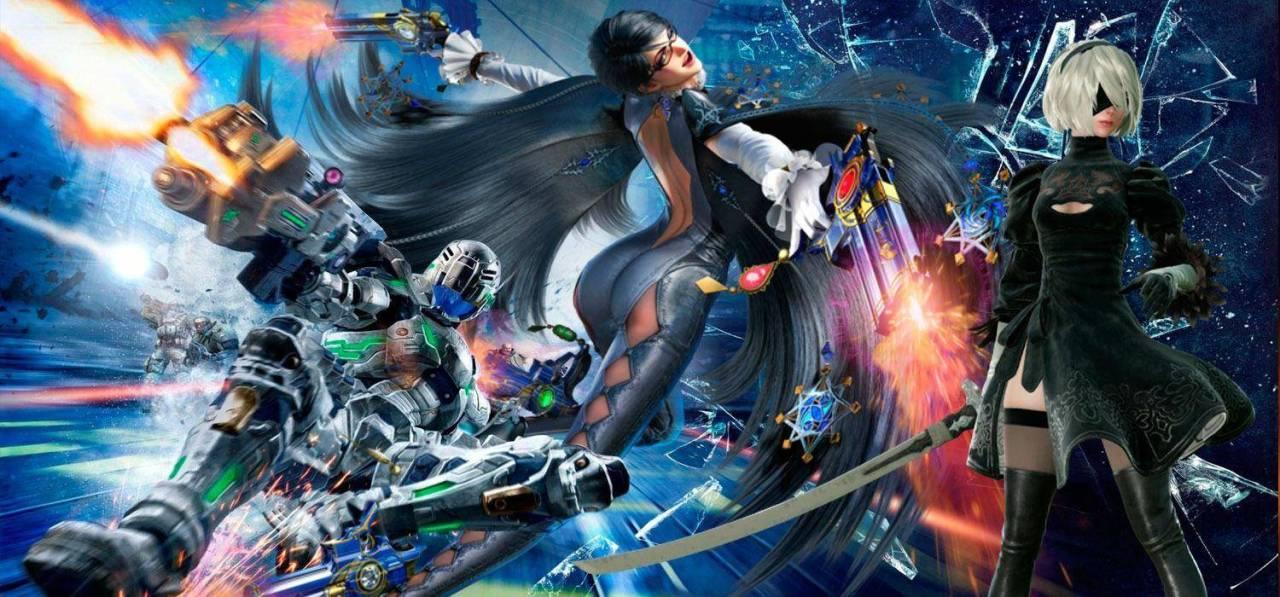 Platinum Games, Bayonetta, Vanquish, Nier Automata