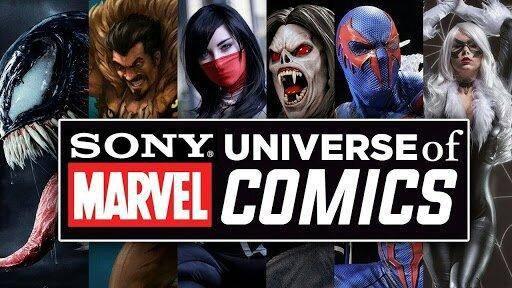 Sony anuncia nueva cinta de Marvel para el 2021 2