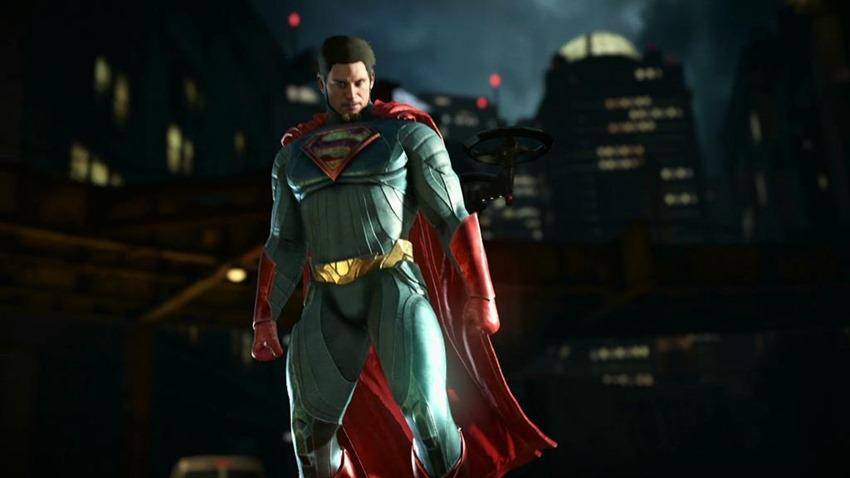videojuego de superman