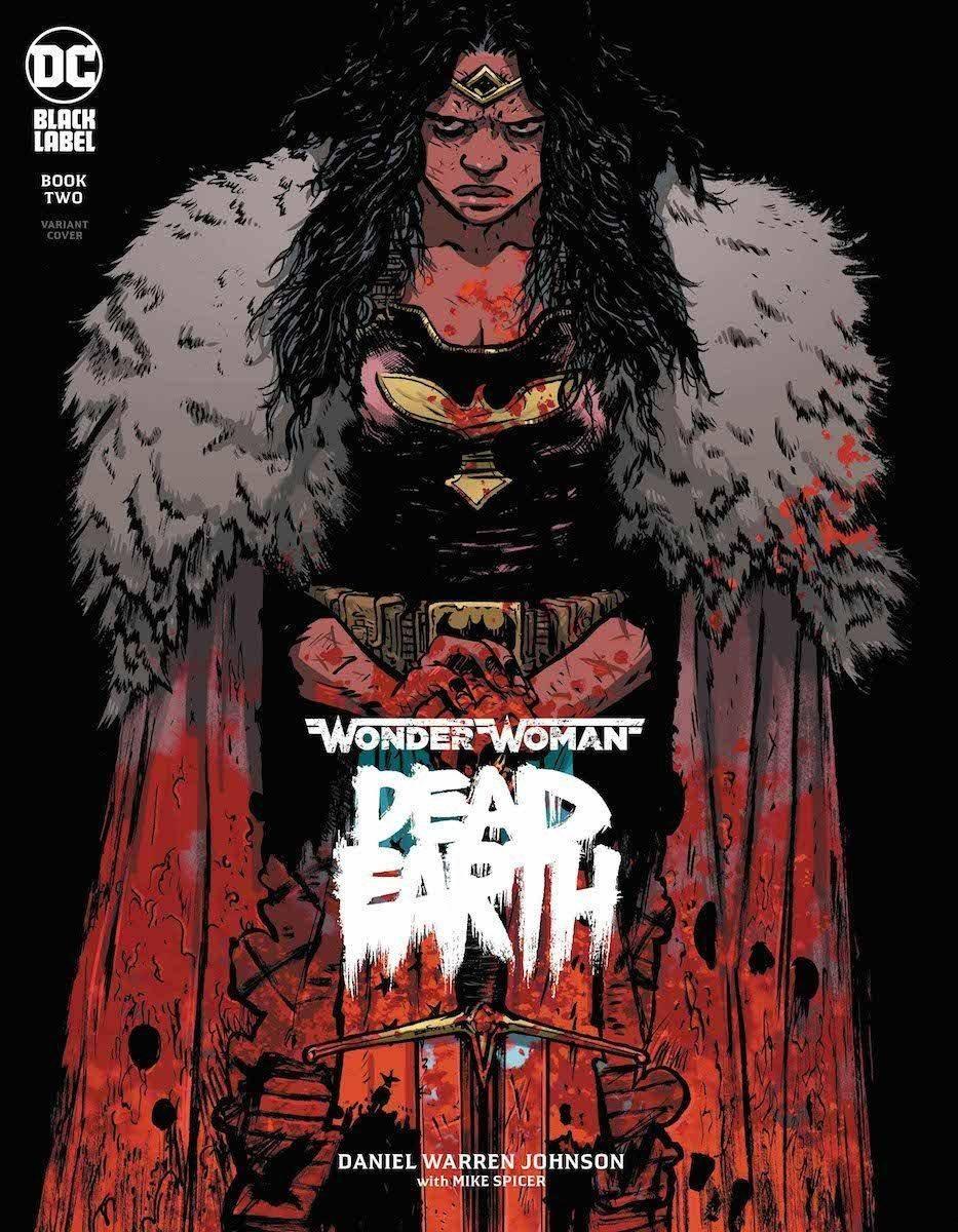 Wonder Woman: Dead Earth# 2