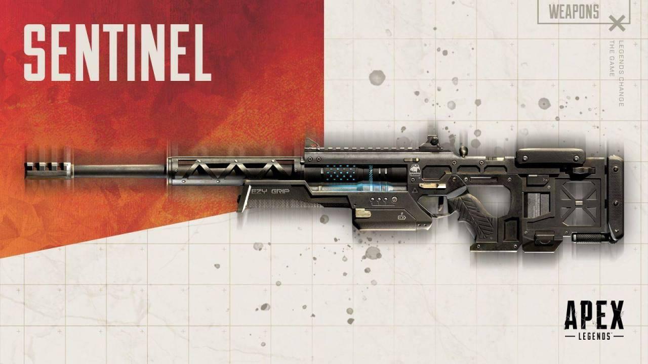 nueva arma apex legends temporada 4