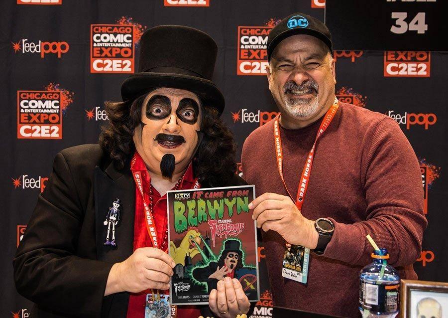 DC Comics C2E2