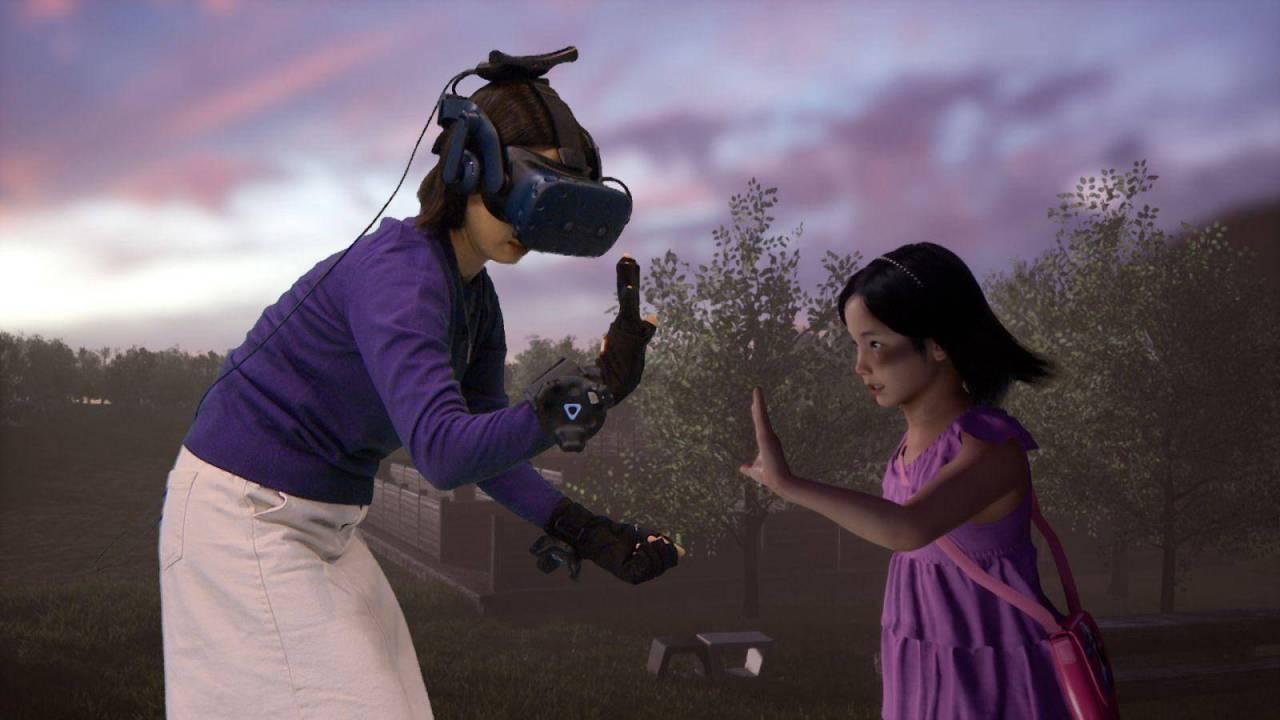 Madre se reencuentra con su hija fallecida en realidad virtual