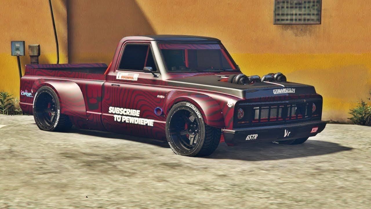 Nuevo Muscle Car Declasse Drift Yosemite para GTA