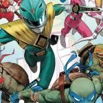 Mighty Morphin Power Rangers/Teenage Mutant Ninja Turtles #4