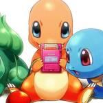 pokemon starters charmander squirtle bulbasaur