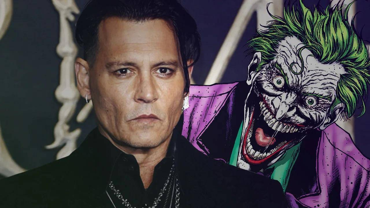 Johnny Deep (Joker)