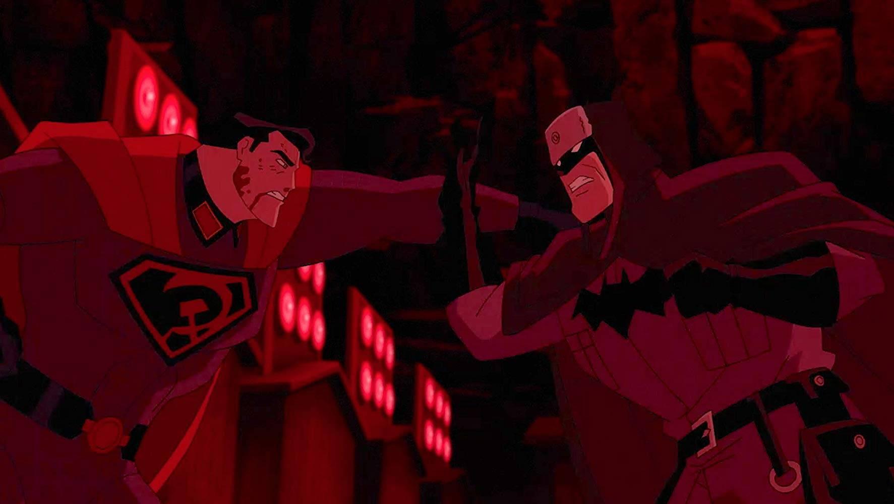 Reseña de Superman Red Son
