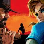 Red Dead Redemption, The Legend of Zelda Breath of the Wild