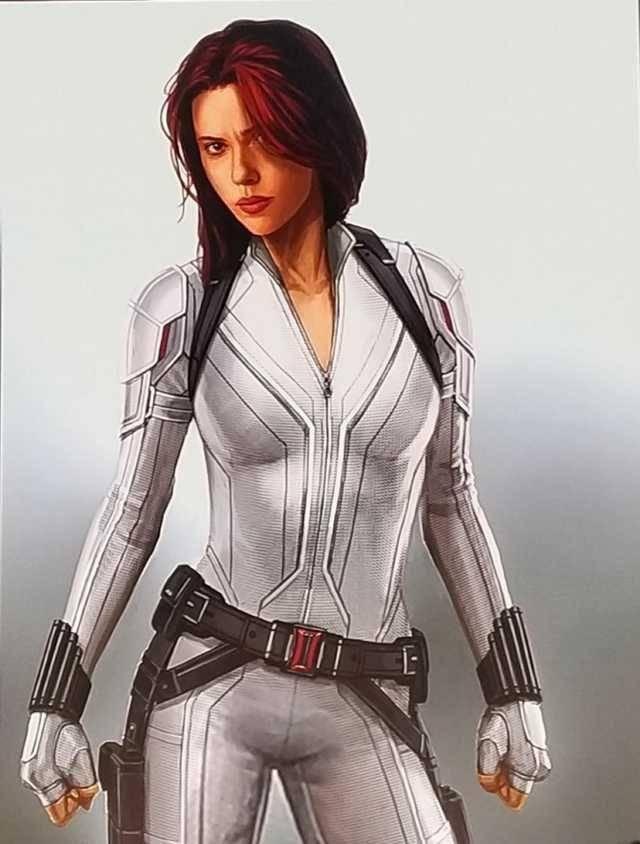 Marvel Convertirá A Black Widow En White Widow — No Somos ...