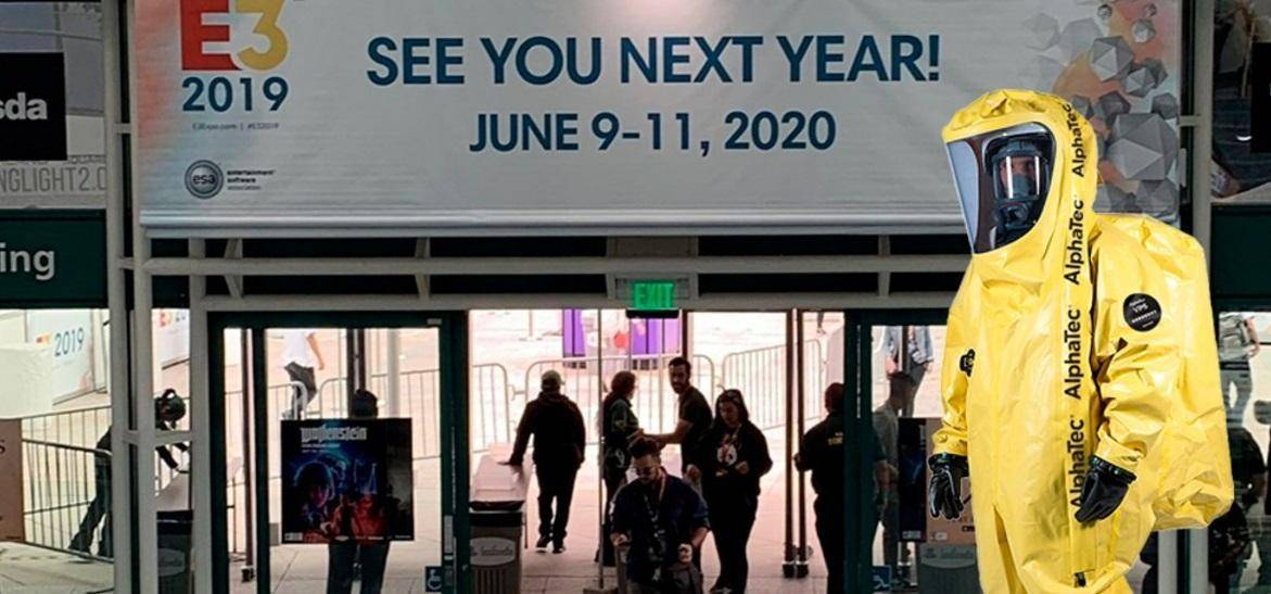 E3 2020 podría estar en peligro por el coronavirus