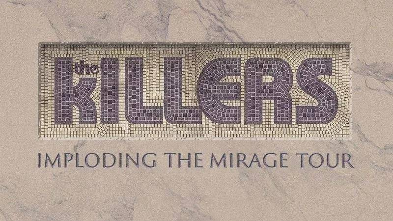 Imploding The Mirage (The Killers)