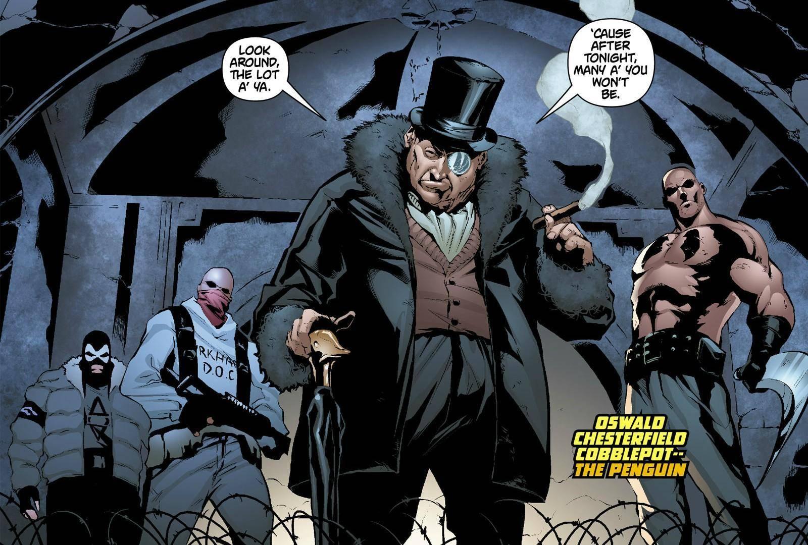 Primera aparición: Detective Comics #58 (diciembre de 1941)