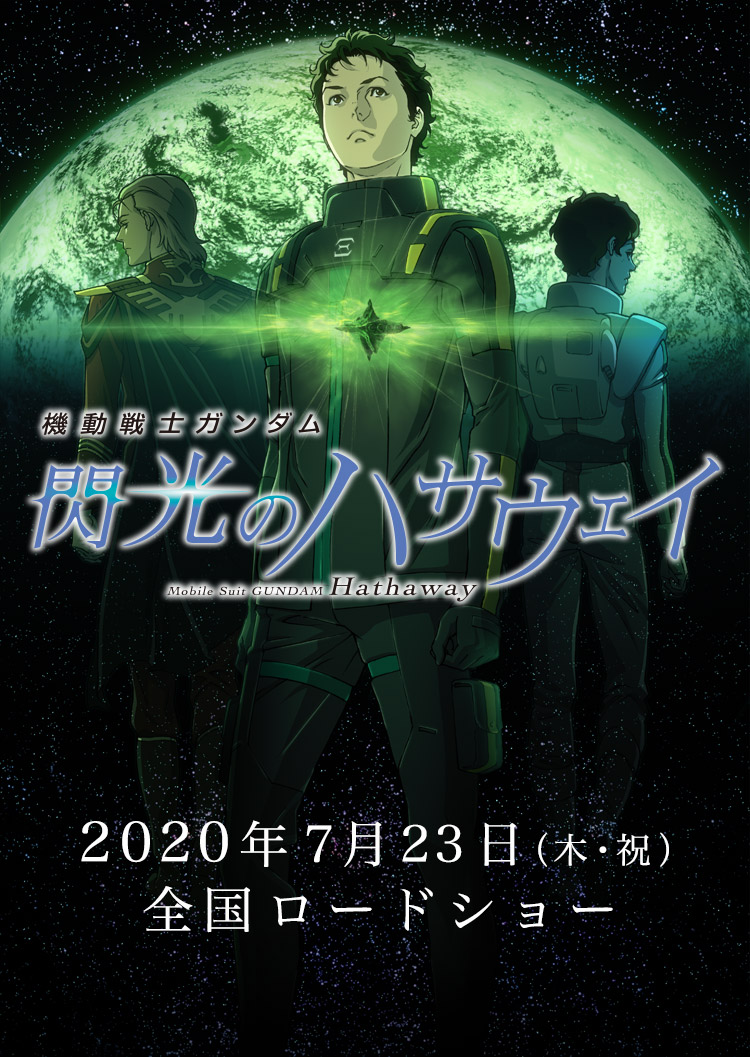 Mobile Suit Gundam Hathaways Flash