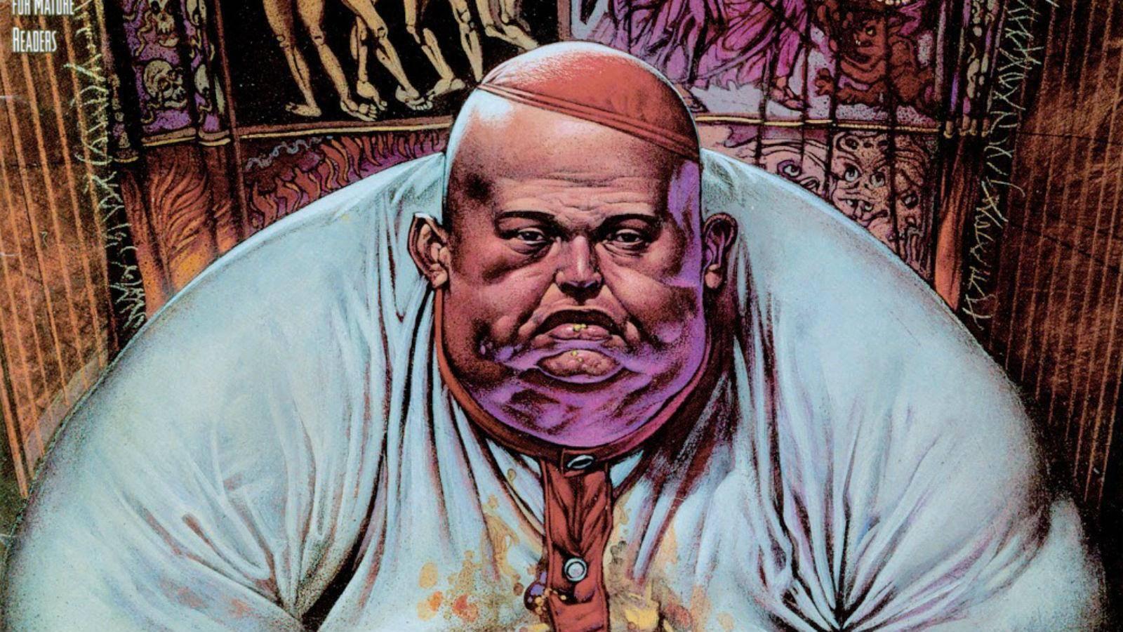 Primera aparición: Preacher #21 (Enero 1997)