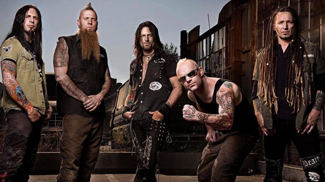 five finger death punch house of the rising sun