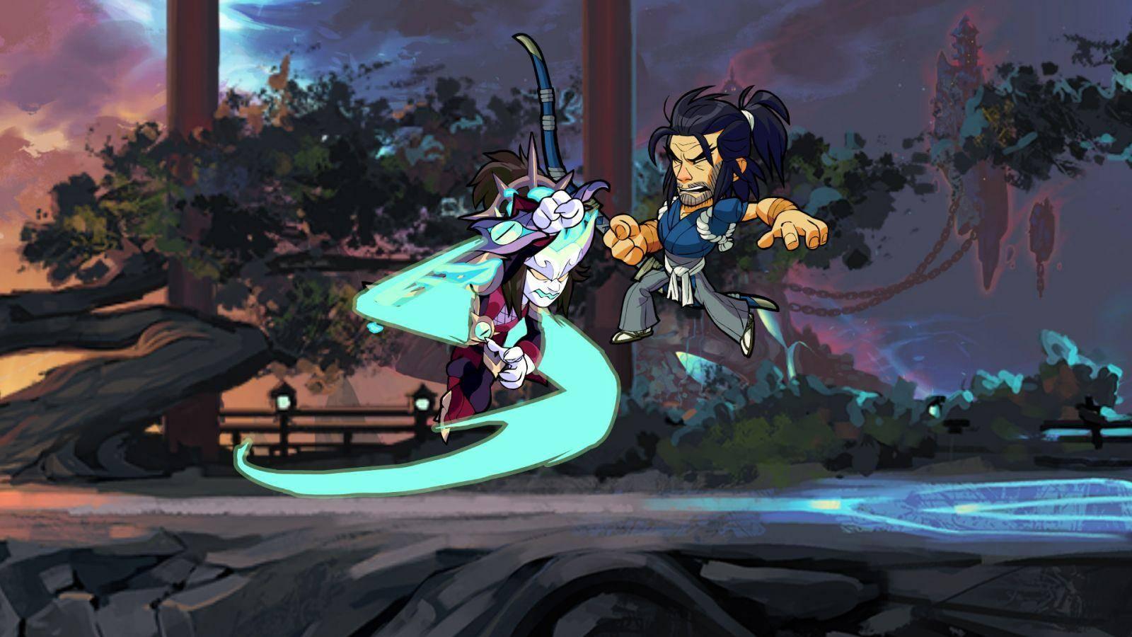 Brawlhalla estrena su pase de batalla 2