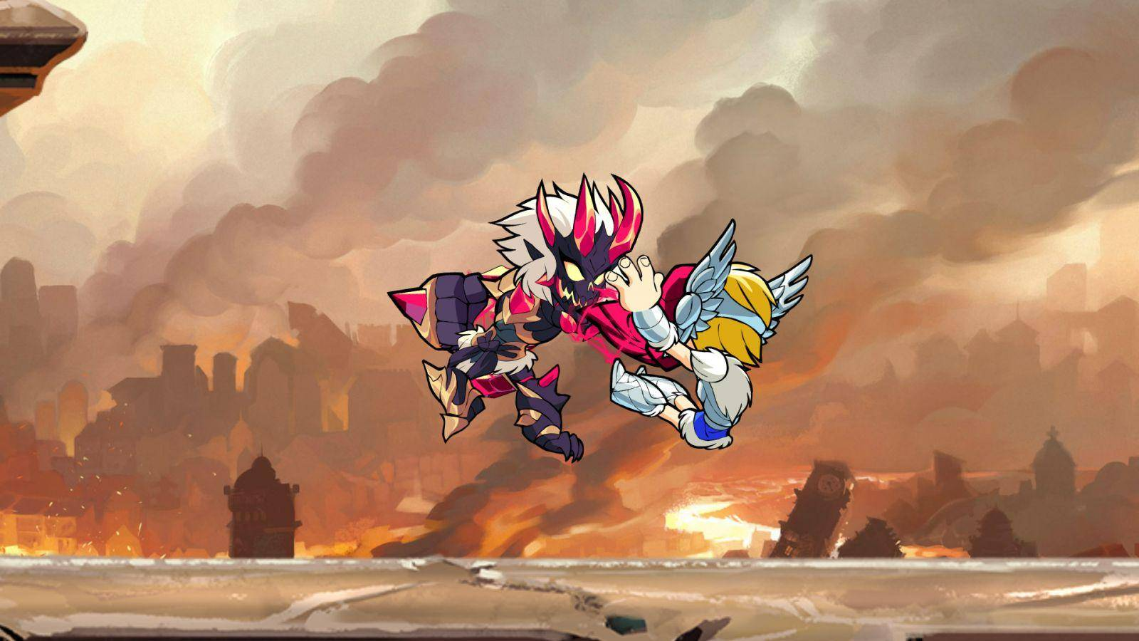Brawlhalla estrena su pase de batalla 10