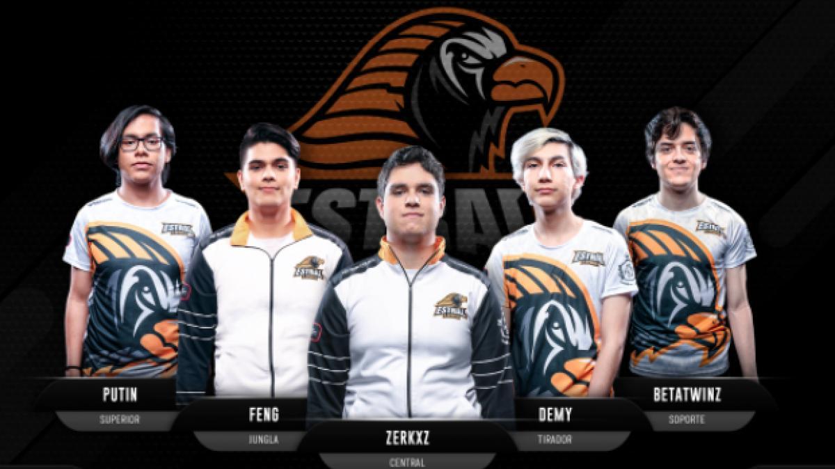 Definidos los contendientes para la Liga Mexicana y Sudamericana de Rainbow Six Siege 5