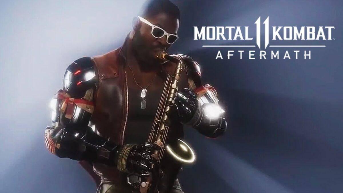 Mortal Kombat 11 : Aftermath llega al fin. 3