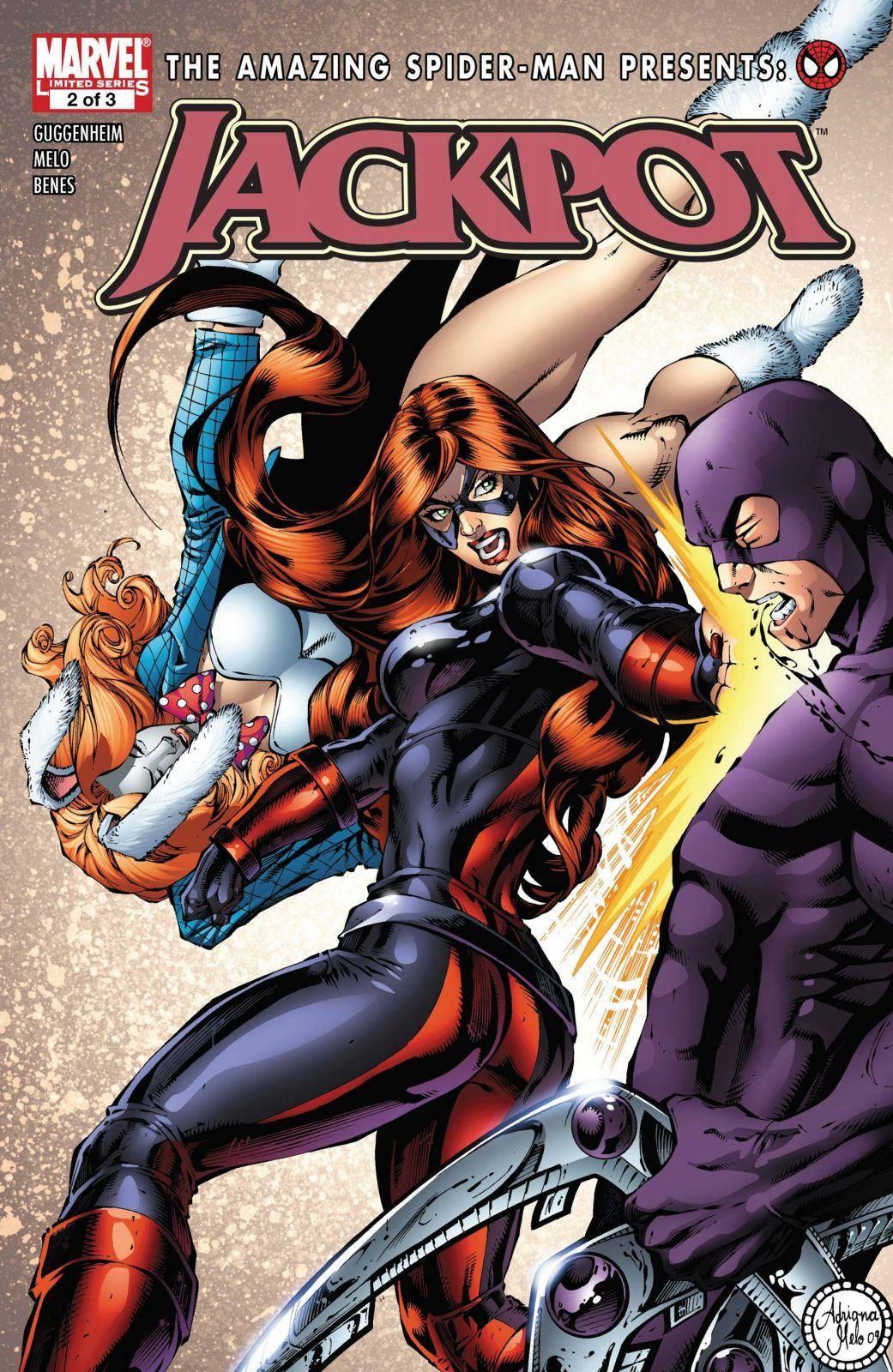 Marc Guggenheim escribirá el spin-off de Spider-Man: Jackpot 2