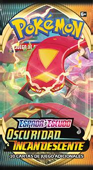 ¡La expansión 'Oscuridad Incandescente' de Pokémon TCG ha sido revelada! 3