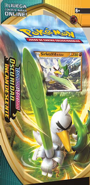 ¡La expansión 'Oscuridad Incandescente' de Pokémon TCG ha sido revelada! 8