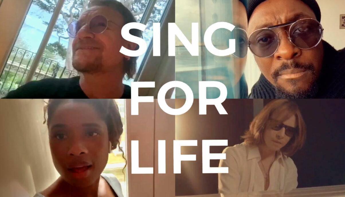 Yoshiki Sing for Life