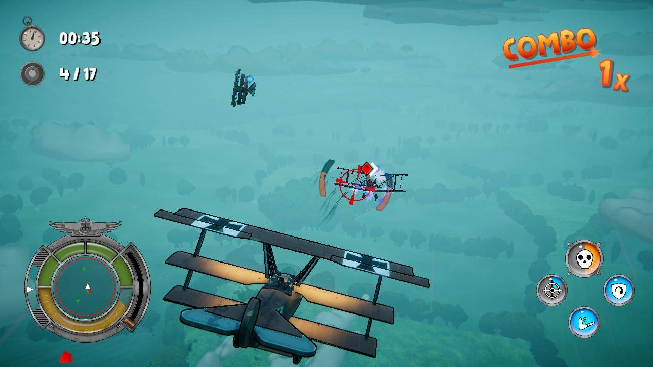 Reseña: Red Wings - Aces of the Sky (Nintendo Switch) 1