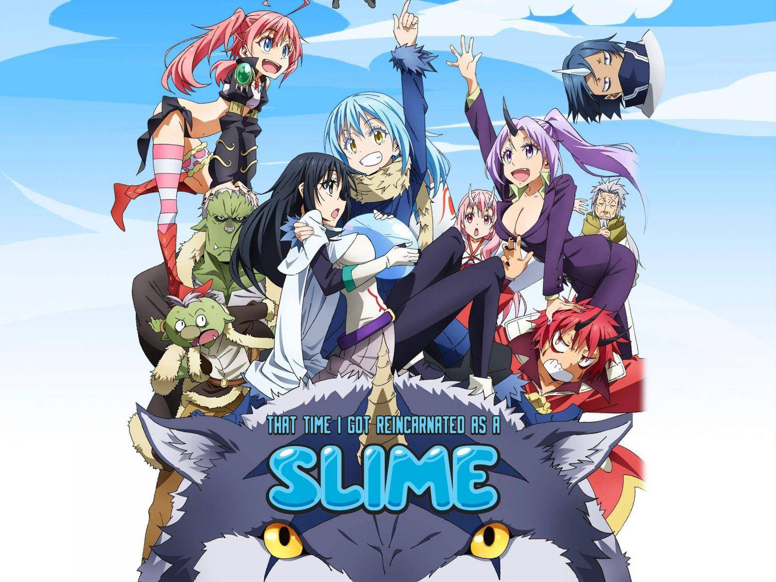 """""""That Time I Got Reincarnated As A Slime"""" Llega A Su Fin ..."""
