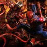 Venom, Spiderman, Carnage 1