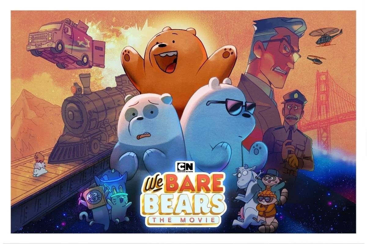 We Bare Bears, The Movie