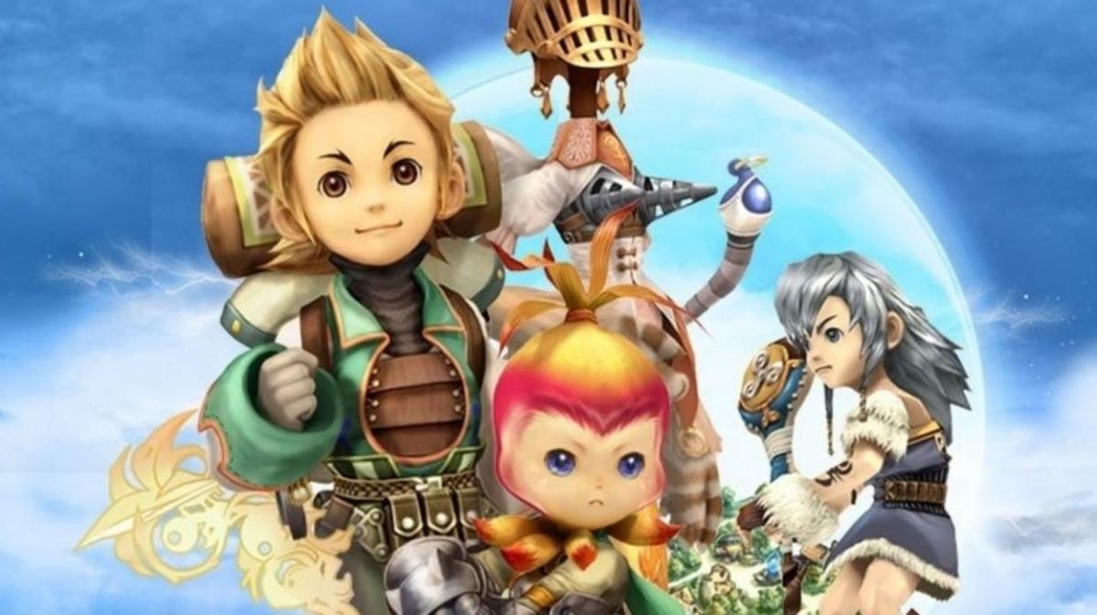 Final Fantasy Crytal Chronicles