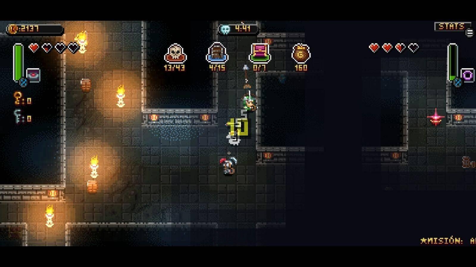 Reseña: Demons Tier + (PlayStation4) 3