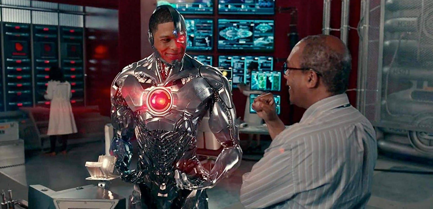 Cyborg tendrá su aspecto original en el Snyder Cut para 2021 2