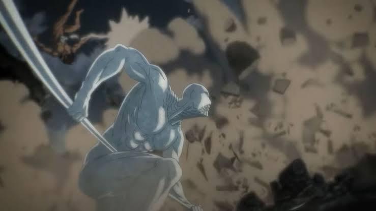 War Hammer Titan aparece en el Trailer de Attack on Titan 4 2