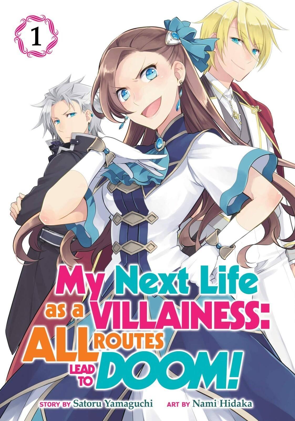 My Next Life as a Villainess 2