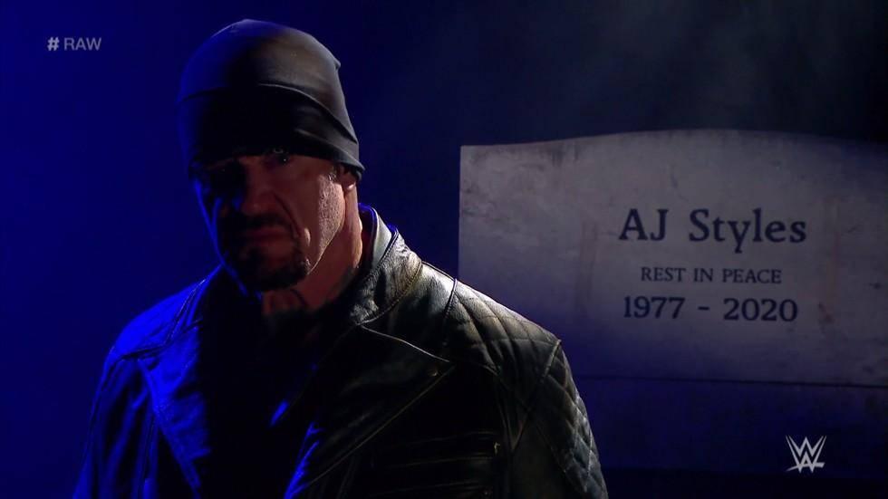 El fin de una era: The Undertaker anuncia su retiro de WWE tras 30 años 1