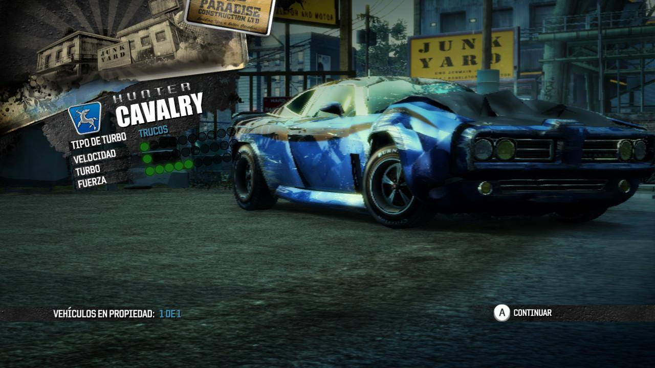Reseña: Burnout Paradise Remastered (Switch) 1
