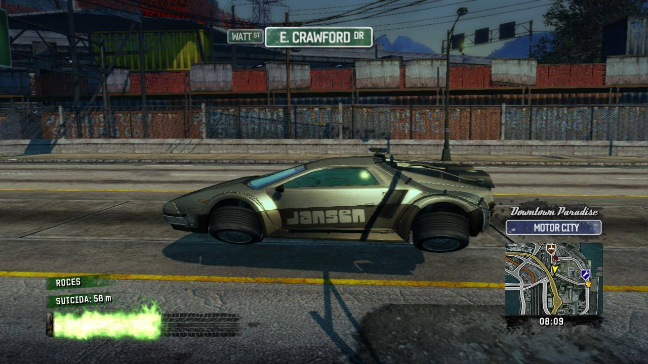 Reseña: Burnout Paradise Remastered (Switch) 5
