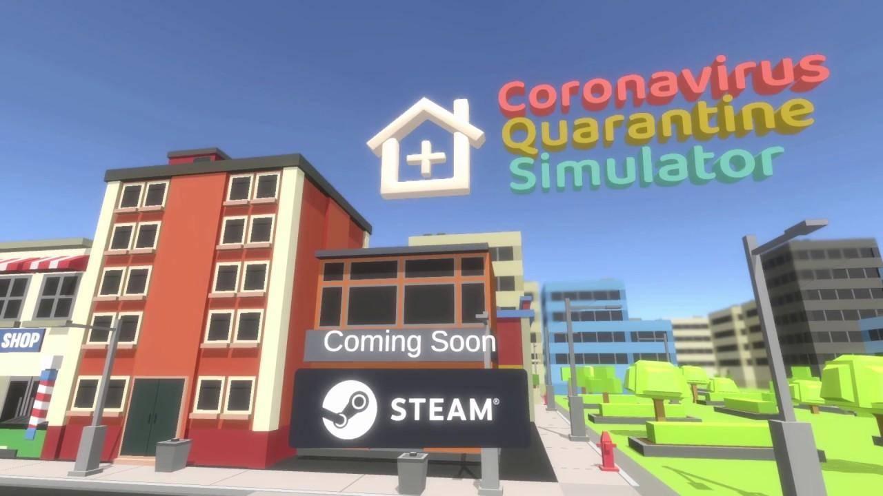 Coronavirus Quarentine Simulator: El juego que concientiza sobre la pandemia 1