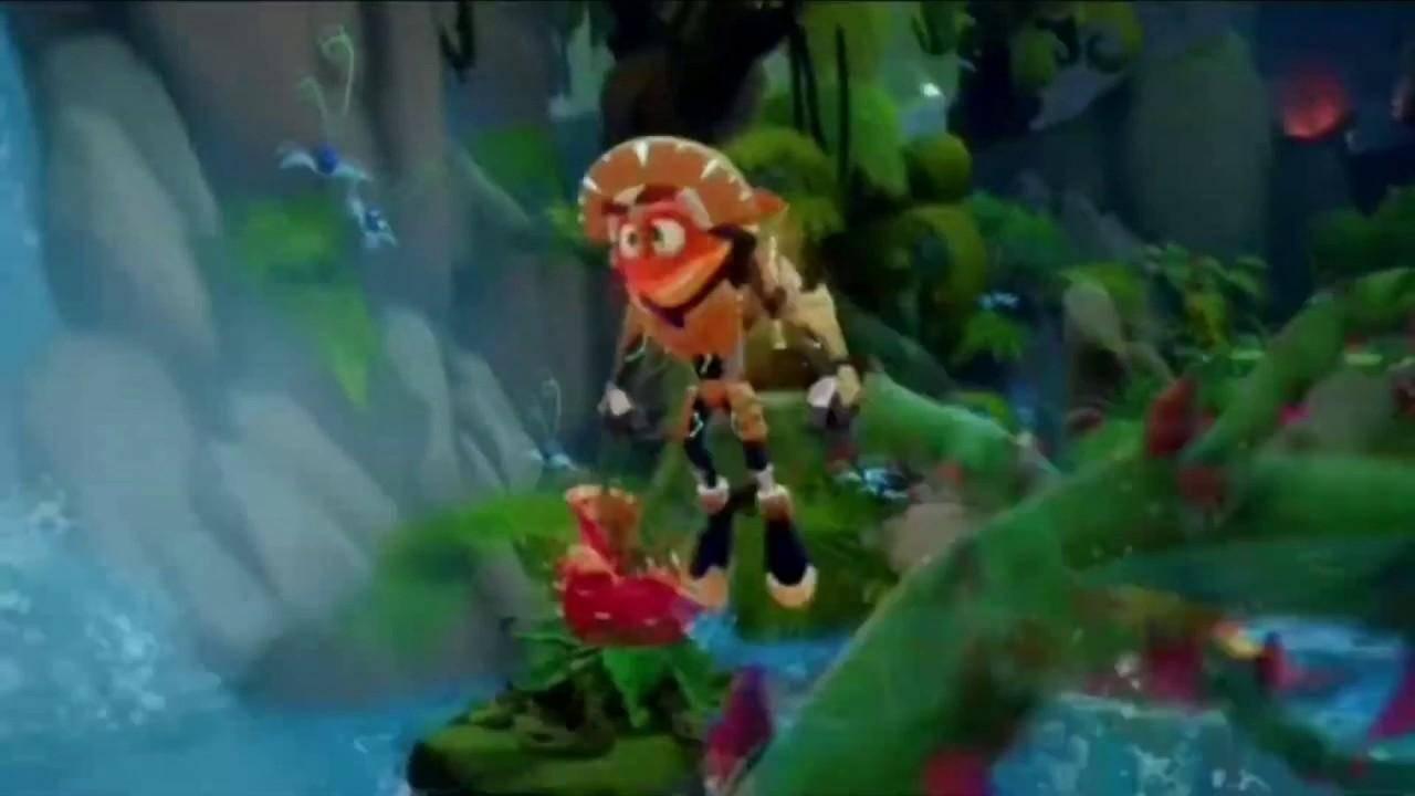 Se filtran imágenes y hasta la fecha de salida de Crash Bandicoot 4: It's About Time 13